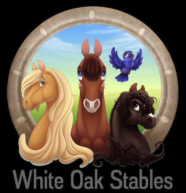 White Oak Stables Logo